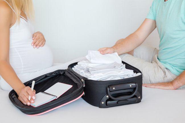 valigia parto quando prepararla